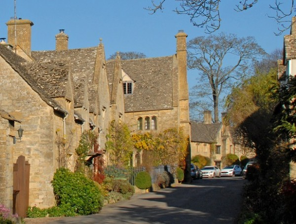 Focus On: Cotswold Stone